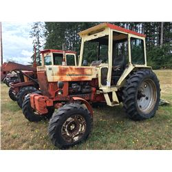 BELARUS 80HP EIGHT-HUNDRED SERIES 4 WHEEL DRIVE TRACTOR (6078 HRS)