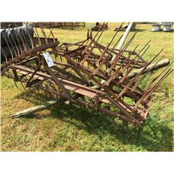 14' FIELD FINGER WEEDER (COMES WITH SPARE PART SECTION)