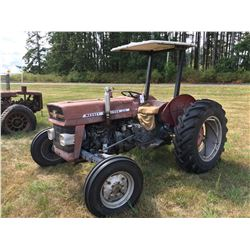 1975 MASSEY FERGUSON MODEL 135 TRACTOR 35HP