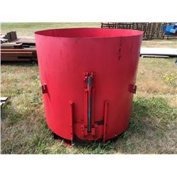 FERTILIZER DOOR BIN