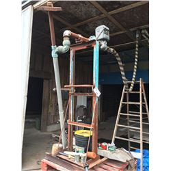 SPRAY TANK FILLER/WATER METER