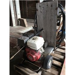 HONDA 11HP GX340 PRESSURE WASHER WITH APPROX 100' HOSE LINE & WAND