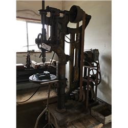 MACHINISTS INDUSTRIAL DRILL PRESS