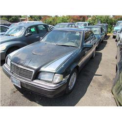 1996 Mercedes-Benz C220