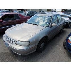 1999 Chevrolet Malibu