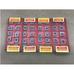 (40) SANDVIK R331.1A-115023H-WL CARBIDE INSERT