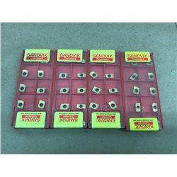 (40) SANDVIK R331.1A-054530H-WL CARBIDE INSERT