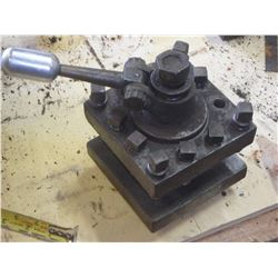 Lathe Tool Post