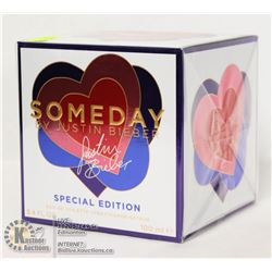 SOMEDAY BY JUSTIN BIEBER SPECIAL EDITION EAU DE
