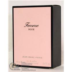 JEAN MARC PARIS FEMME NOIR EAU DE PARFUM 100ML