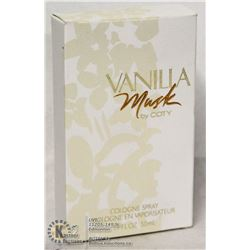 VANILLA MUSK BY COTY COLOGNE SPRAY 50ML