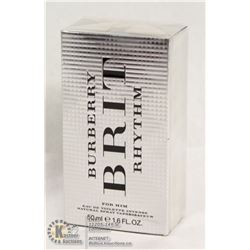 BURBERRY BRIT RHYTHM  FOR HIM EAU DE TOILETTE