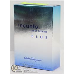 SALVATORE FERRAGAMO INCANTO POR HOMME BLUE