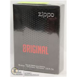 ZIPPO FRAGRANCES THE ORIGINAL EAU DE TOILETTE FOR