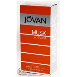 JOVAN MUSK FOR MEN COLOGNE 88ML
