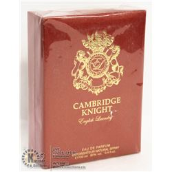 CAMBRIDGE KNIGHT ENGLISH LAUNDRY EAU DE PARFUM
