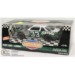 HARRY GANT - LUMINA ERTL AMERICAN MUSCLE