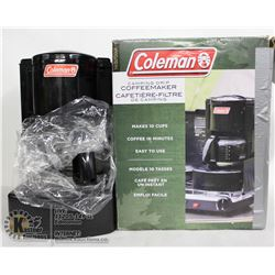 COLEMAN CAMPING DRIP COFFEEMAKER