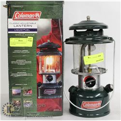 COLEMAN SINGLE-MANTLE LANTERN