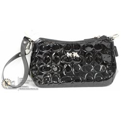 REPLICA BLACK COACH PURSE