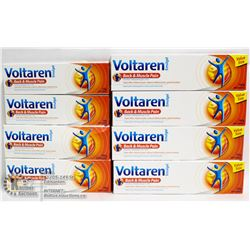 BAG OF ASST VOLTAREN BACK AND MUSCLE PAIN OINTMENT