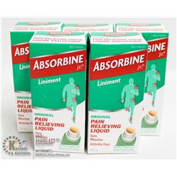 ABSORBINE JR. LINIMENT ARTHRITIS PAIN RELIEVING