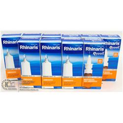 BAG OF RHINARIS NASAL GEL