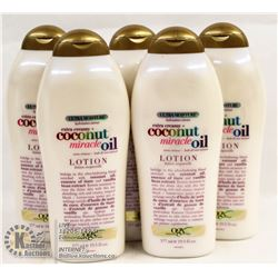BAG OF 5 COCONUT MIRACLE OIL