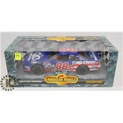 QUALITY CARE FORD THUNDERBIRD DIE CAST CAR