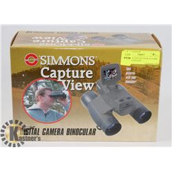 SIMMONS CAPTURE VIEW 8 X 42MM INTEGRATED AND