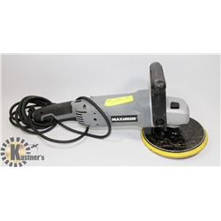 MAXIMUM DISC SANDER AND BUFFER