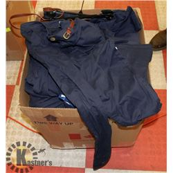 BOX OF ASSORTED WOMENS PANTS