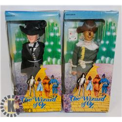 "VINTAGE 1988  SET OF 2 ""THE WIZARD OF OZ"""