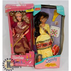 VINTAGE 1980'S BARBIE IN INDIA #9910