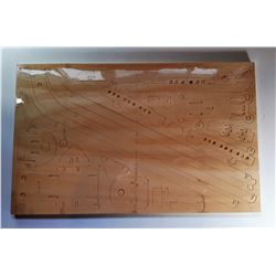 15)  NEW FACTORY SEALED 3D WOODEN PUZZLE