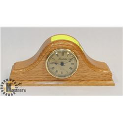FORESTVILLE QUARTZ MANTLE CLOCK