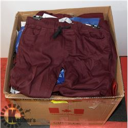 BOX OF WOMENS PANTS