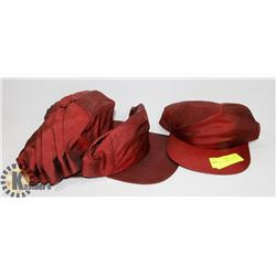 LOT OF 8 NEW MIXED SNAP BACK HATS