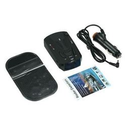 NEW 360 DEGREE 16 BAND LASER RADAR DETECTOR