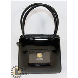 VERSACE REPLICA BLACK MINI BAG