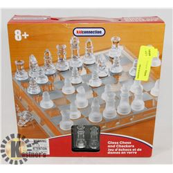 KID CONNECTION CHESS SET