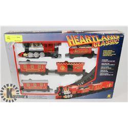 HEARTLAND CLASSIC TRAIN SET