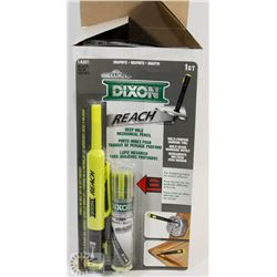 CASE OF DIXON REACH DEEP HOLE MECHANICAL PENCILS