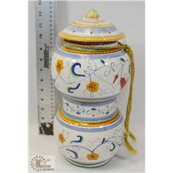 FLORENTINE COOKIE JAR