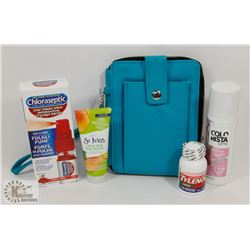BAG OF MIX PRODUCT INCLUDING CHLORASEPTIC,
