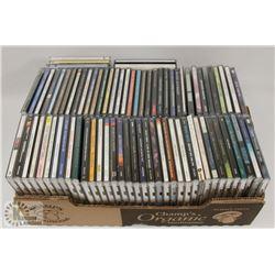 FLAT OF CDS
