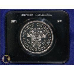 1971 CANADA DOLLAR COIN