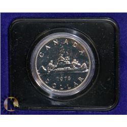 1976 CANADA DOLLAR COIN