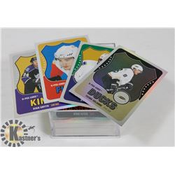 LOT OF 50 OPEECHEE RETRO CHROME HOCKEY CARDS