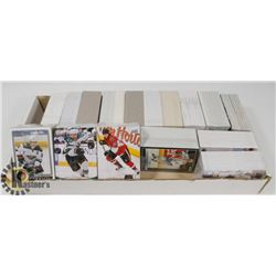 LOT OF 16 HOCKEY CARD BULK PACKS,